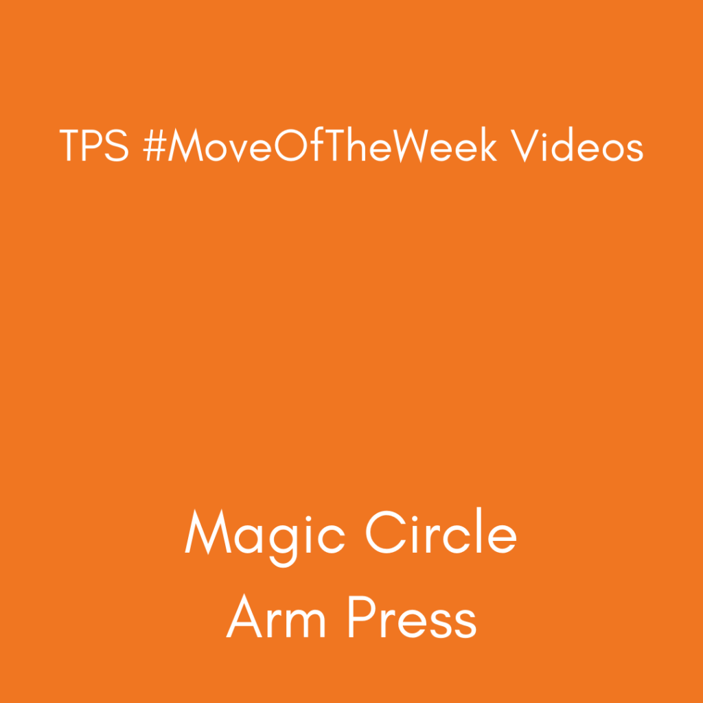 Magic Circle Arm Press