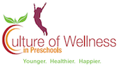 Culture of Wellness in Preschools Sticky Logo