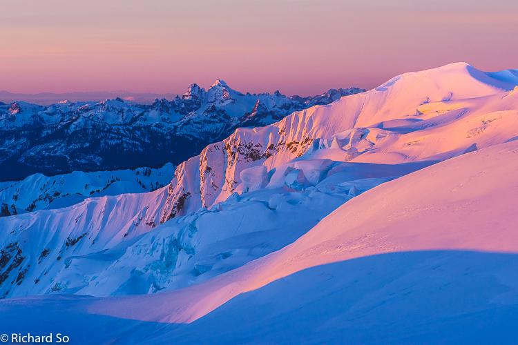 Mount Garibaldi and the Tent