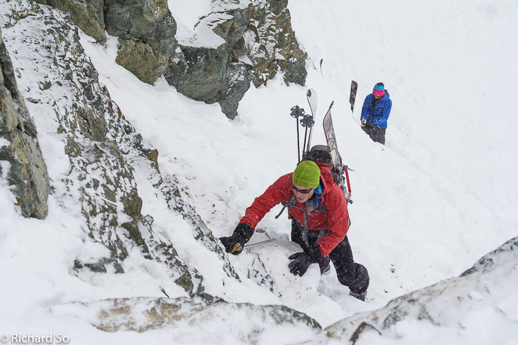 Spearhead Traverse