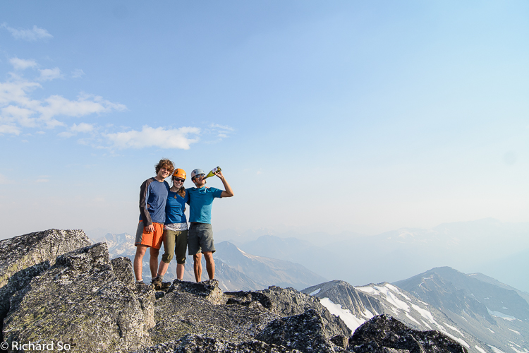 Mystery and Beaujolais Peaks