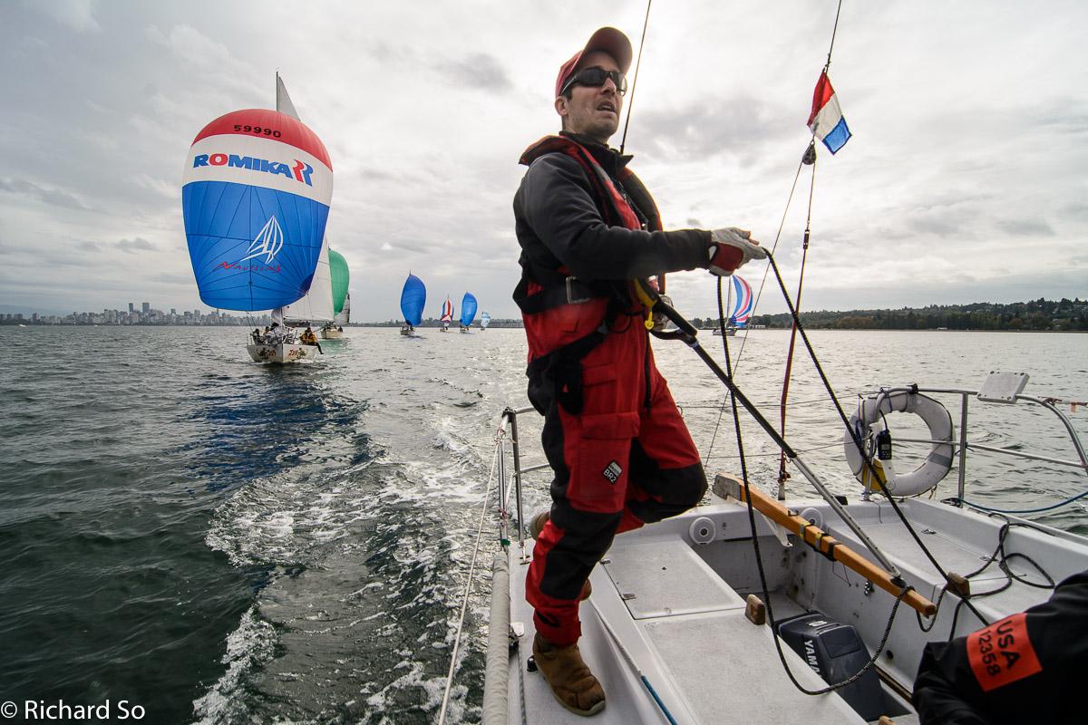 Fraser River Lightship – 2014 and 2016 Races