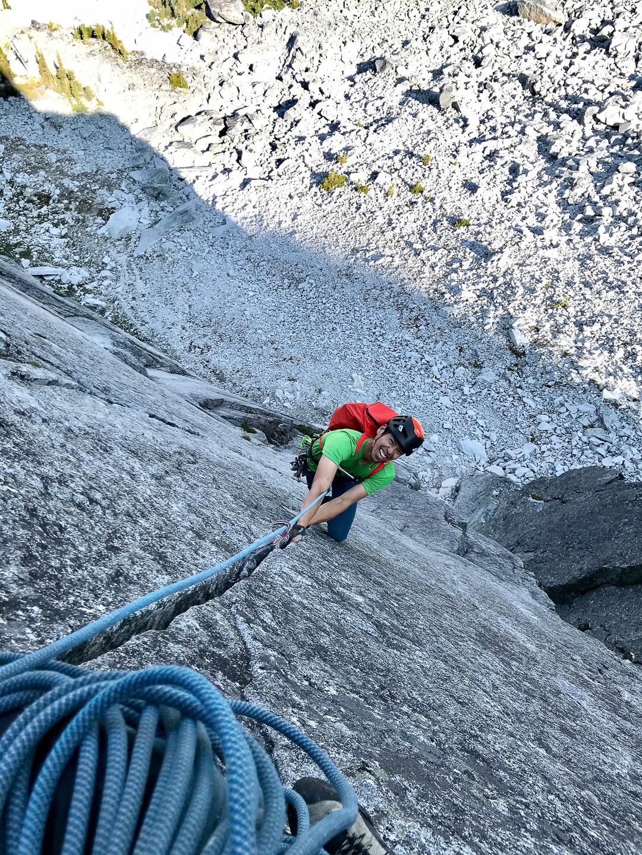 Back of Beyond Buttress – Mount Ichor