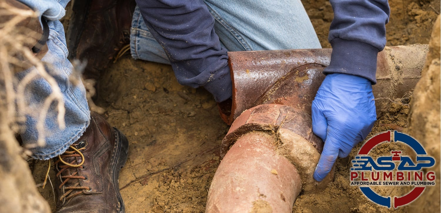 Sewage Pipes Repair Cleveland