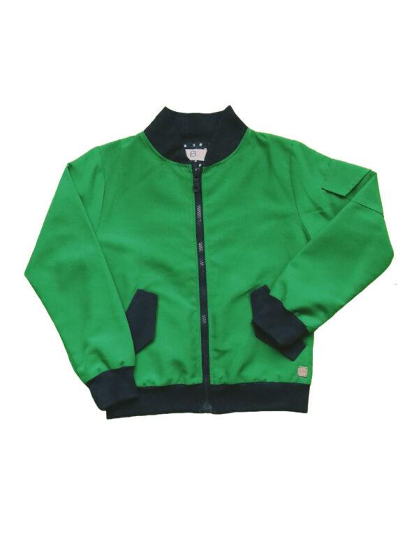 Bomber-Verde