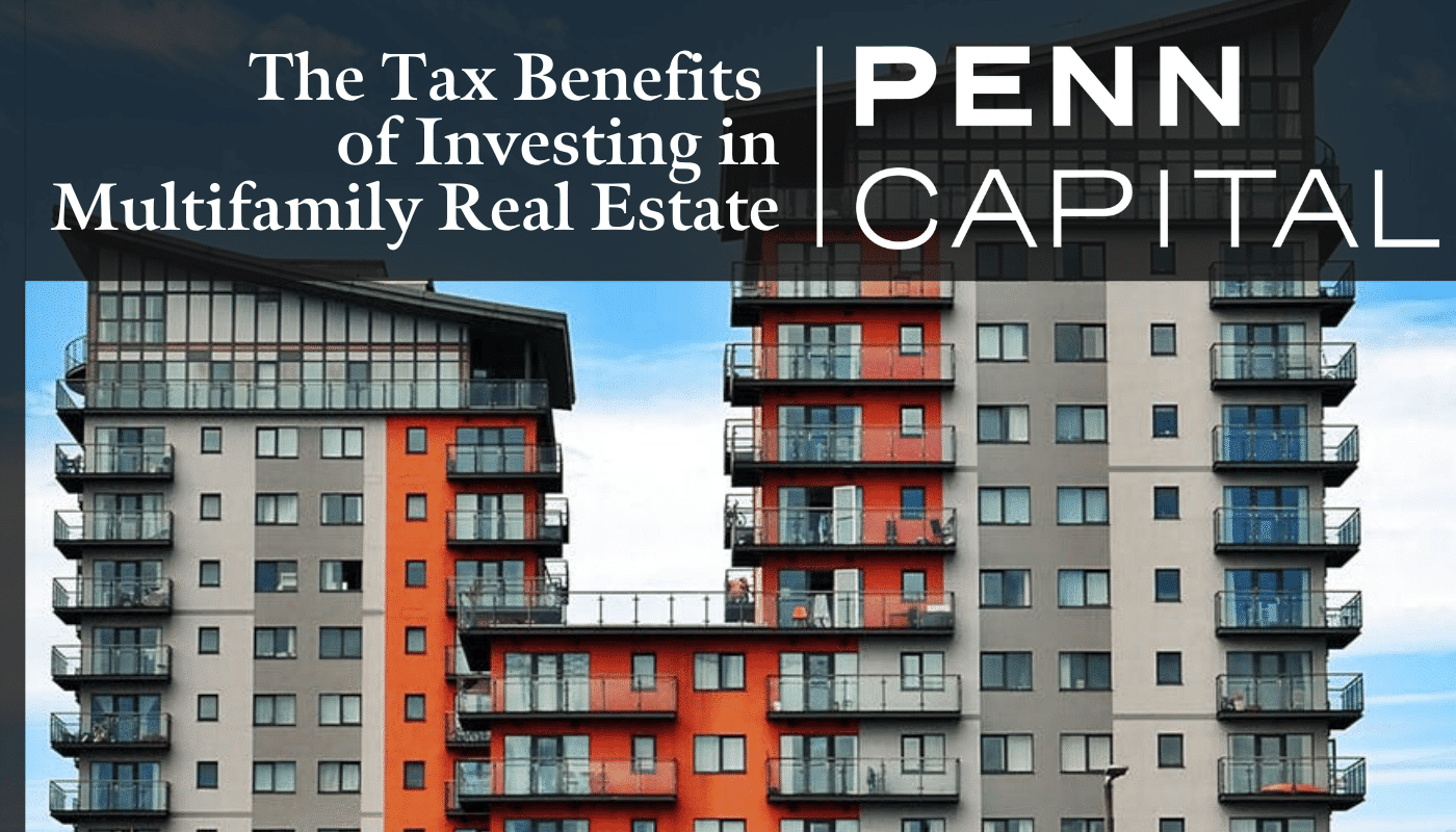 The Tax Benefits of Investing in Multifamily Real Estate