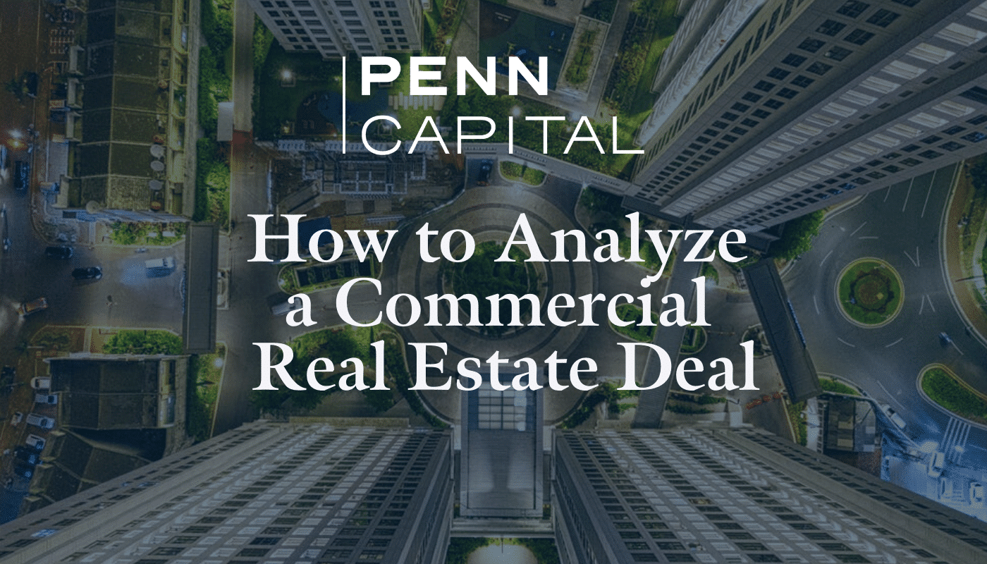 How to analyze a commercial real estate deal - LI