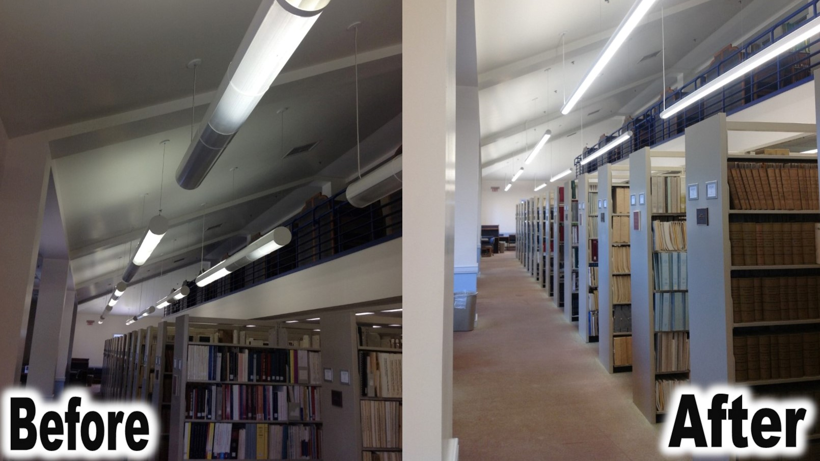 F_M__Library____Before__Fluorescent_Lighting__and_After__LED_Lighting__cropped