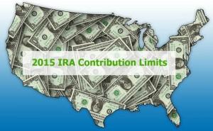 2015 IRA Contribution Limits