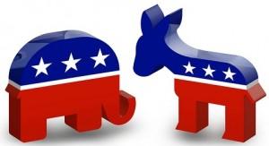 Elephant Donkey Politics