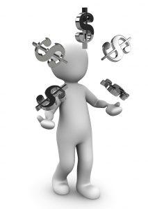 Juggling retirement planning