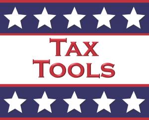 IRS Tax Tools