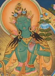 Tara - Goddess, Mother, Buddha Essence of the Enlightened Feminine