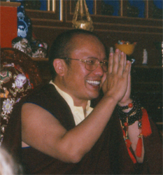 His Eminence Tai Situ Rinpoche