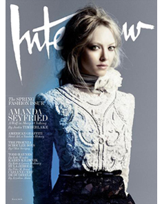 Interview Magazine | March 2011 Issue