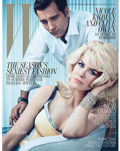 W Magazine | May 2012