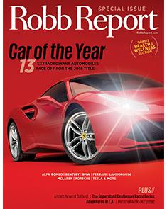Robb Report | April 2016