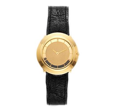 A Gold Wristwatch, by Boucheron, circa 1960