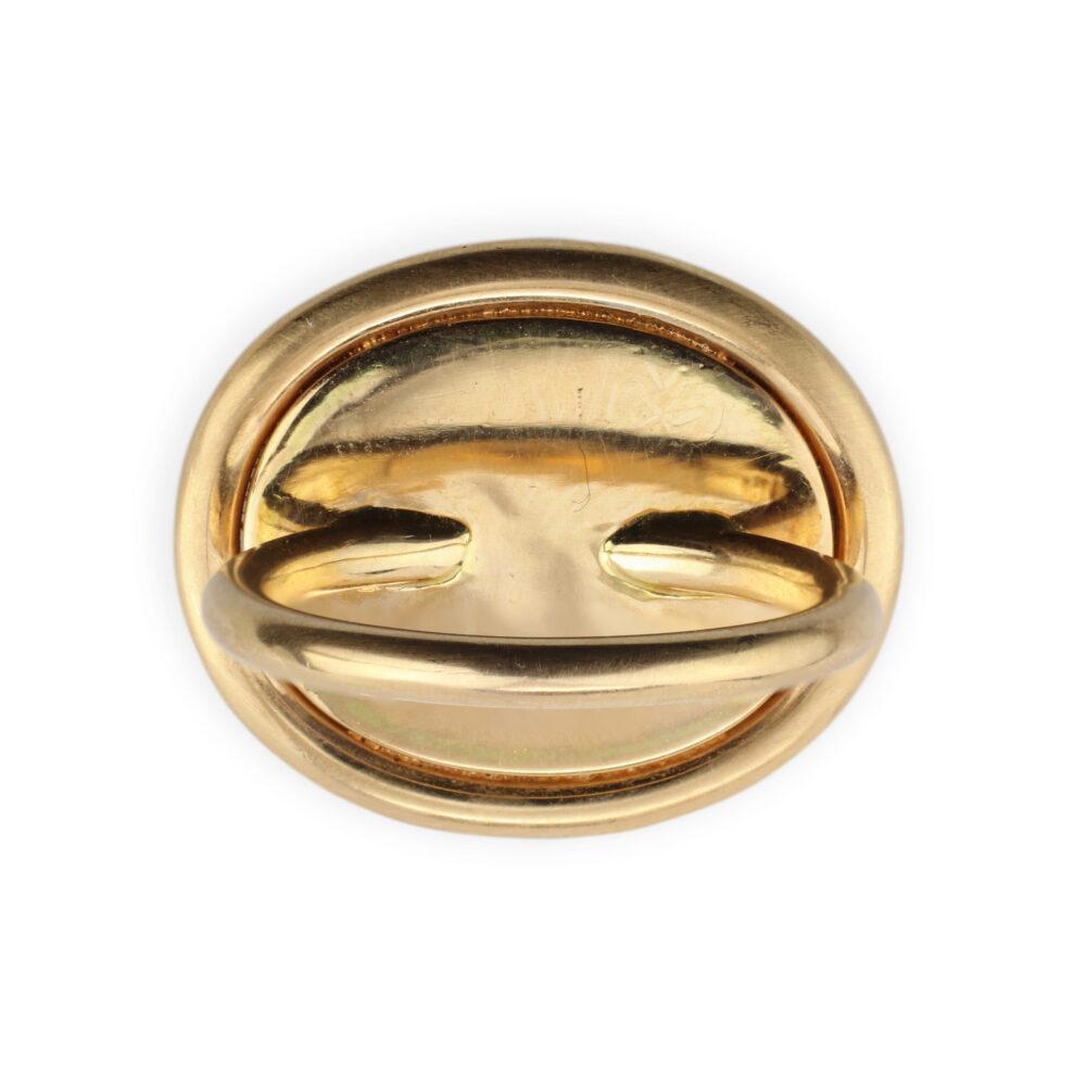 Agate Intaglio Ring