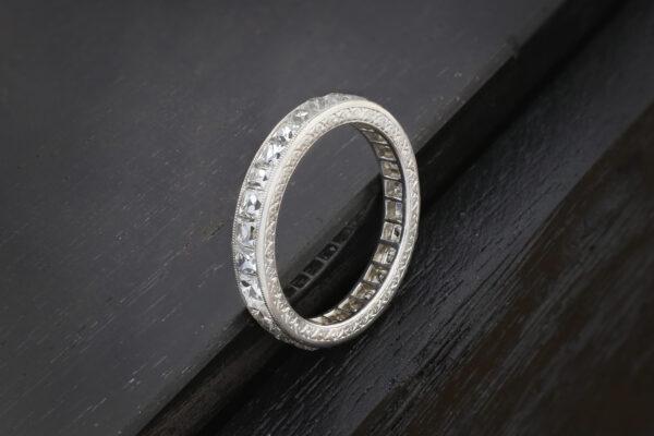 Tiffany & Co Diamond Band Ring