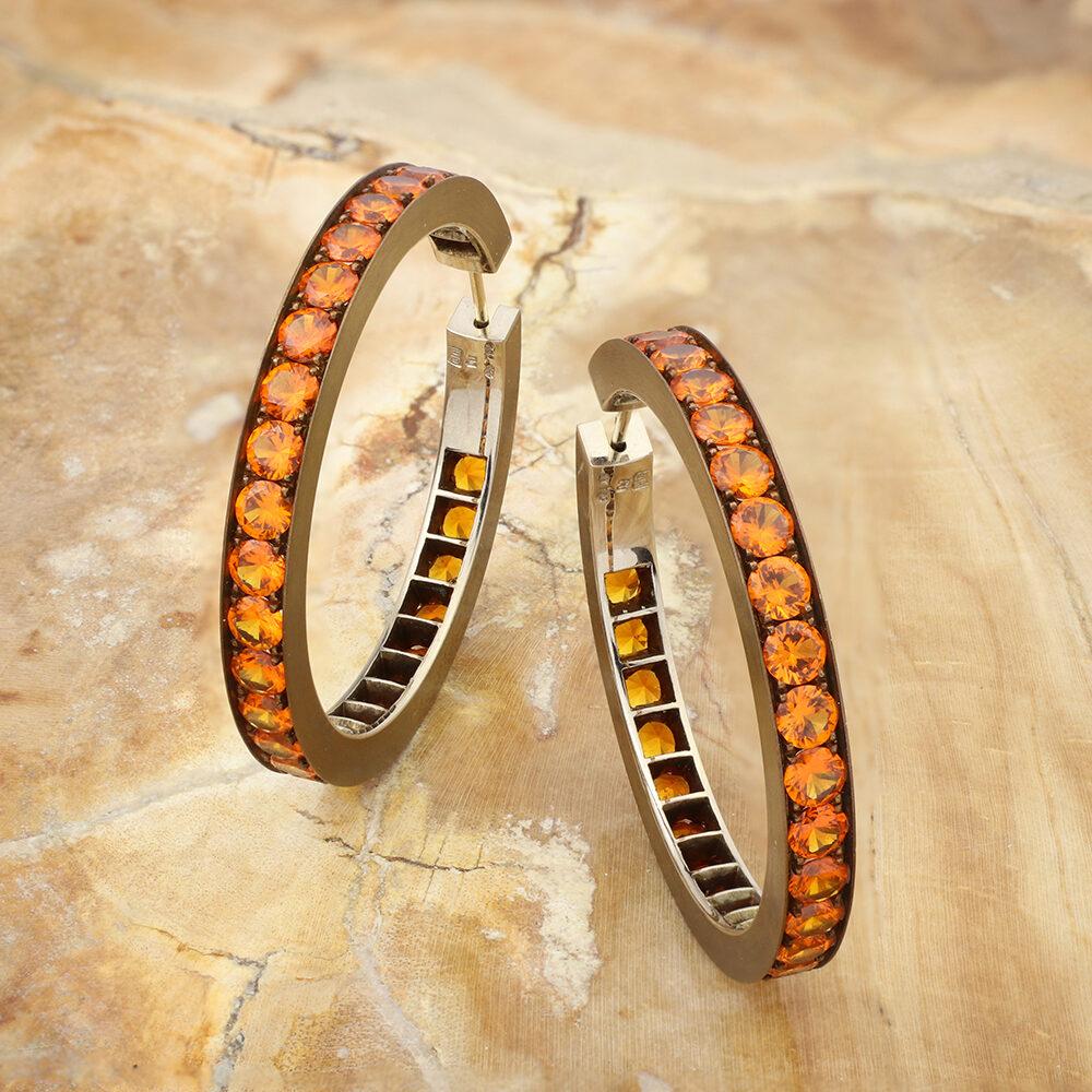 Hemmerle Hoop Earrings