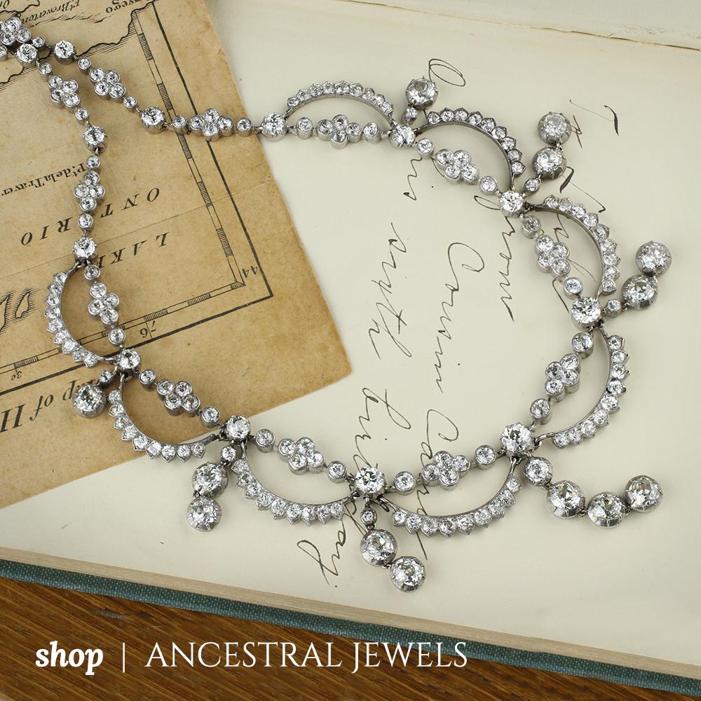 Shop Ancestral Jewels
