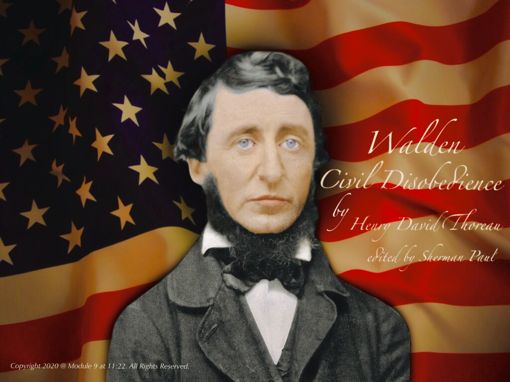 Written Word | A Thoreau Review of 'Civil Disobedience' and more –  I. Economy