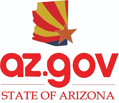 az.gov website logo