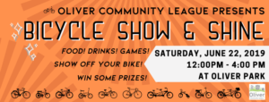 Bicycle Show & Shine @ Oliver Park | Edmonton | Alberta | Canada
