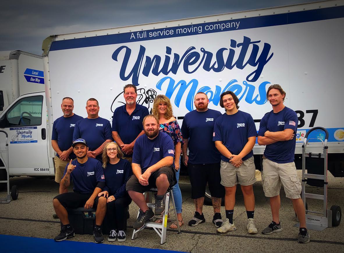 University Movers Family