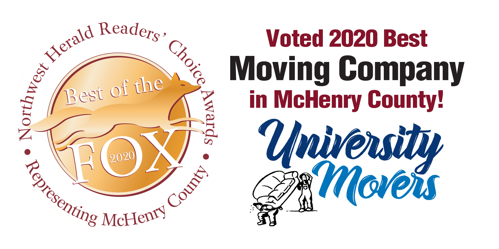 University Movers - Best of the Fox 2020 (BIG)