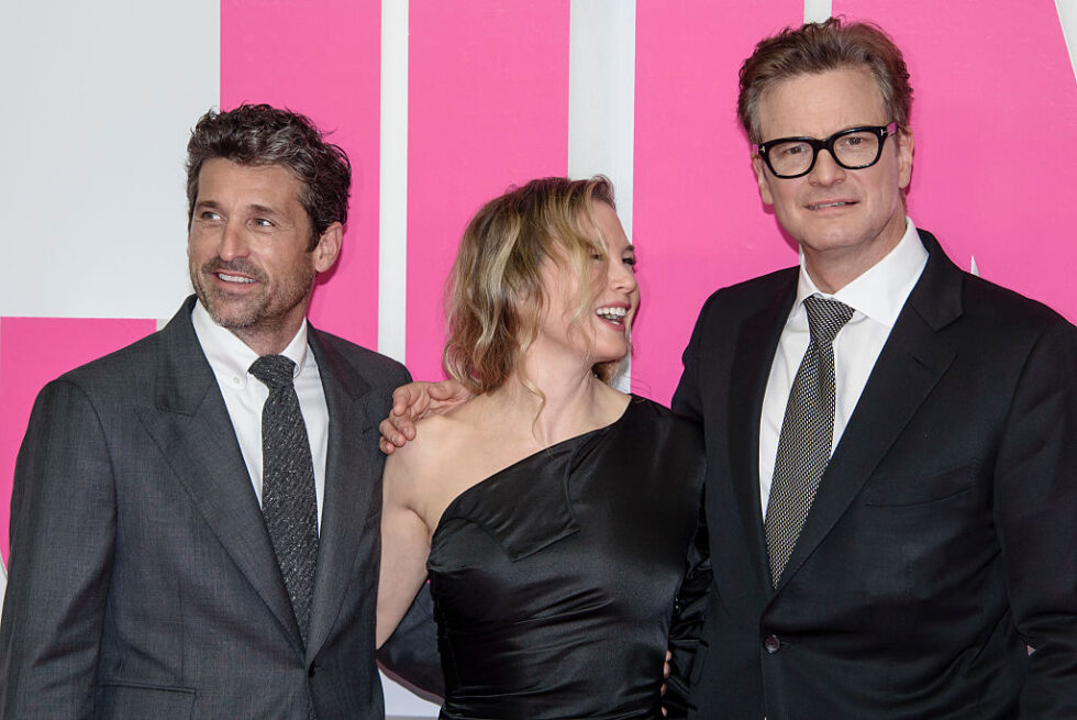 "Patrick Dempsey, Renee Zellweger and Colin Firth ""Bridget Jones's Baby"" German Premiere"