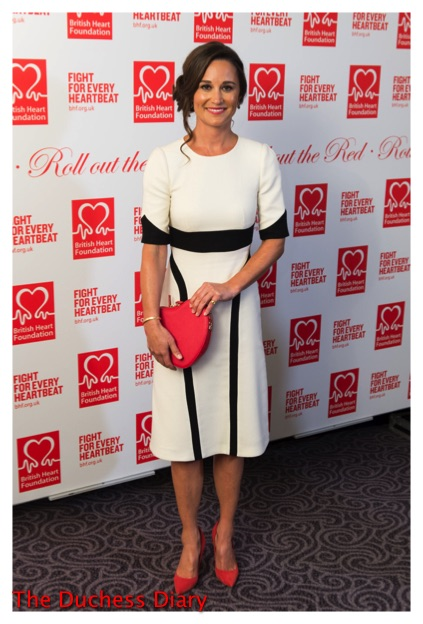 pippa middleton tabitha webb dress british heart foundation ball