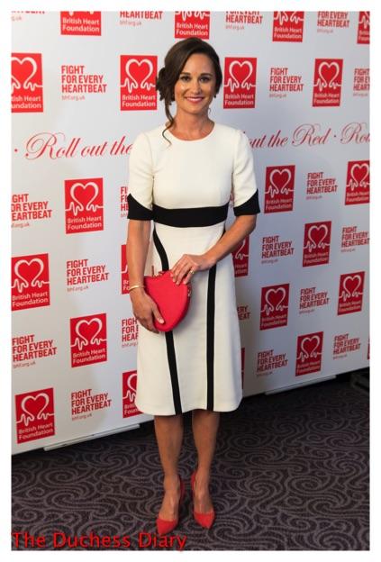 pippa middleton tabitha webb dress british heart foundation ball