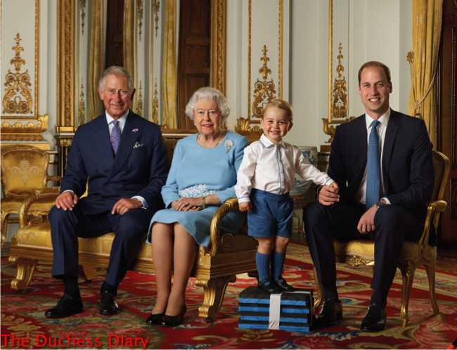 prince charles prince george prince william queen elizabeth special stamp royal family