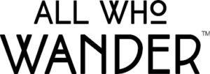 All Who Wander Logo