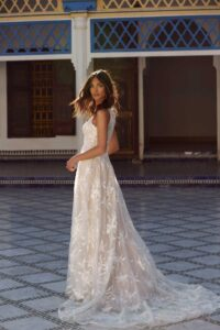 APRIL-ML17400-FULL-LENGTH-FLORAL-LENGTH-GOWN-WITH-ILLUSION-HIGH-NECKLINE-AND-BUTTON-CLOSURE-WEDDING-DRESS-MADI-LANE-BRIDAL3