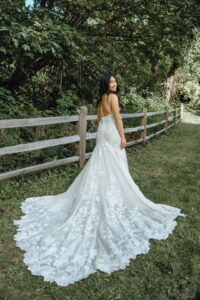 Bon Bon Belle Bridal Store | Martina Liana 1301 Trumpet Bridal Gown | Burlington, WI