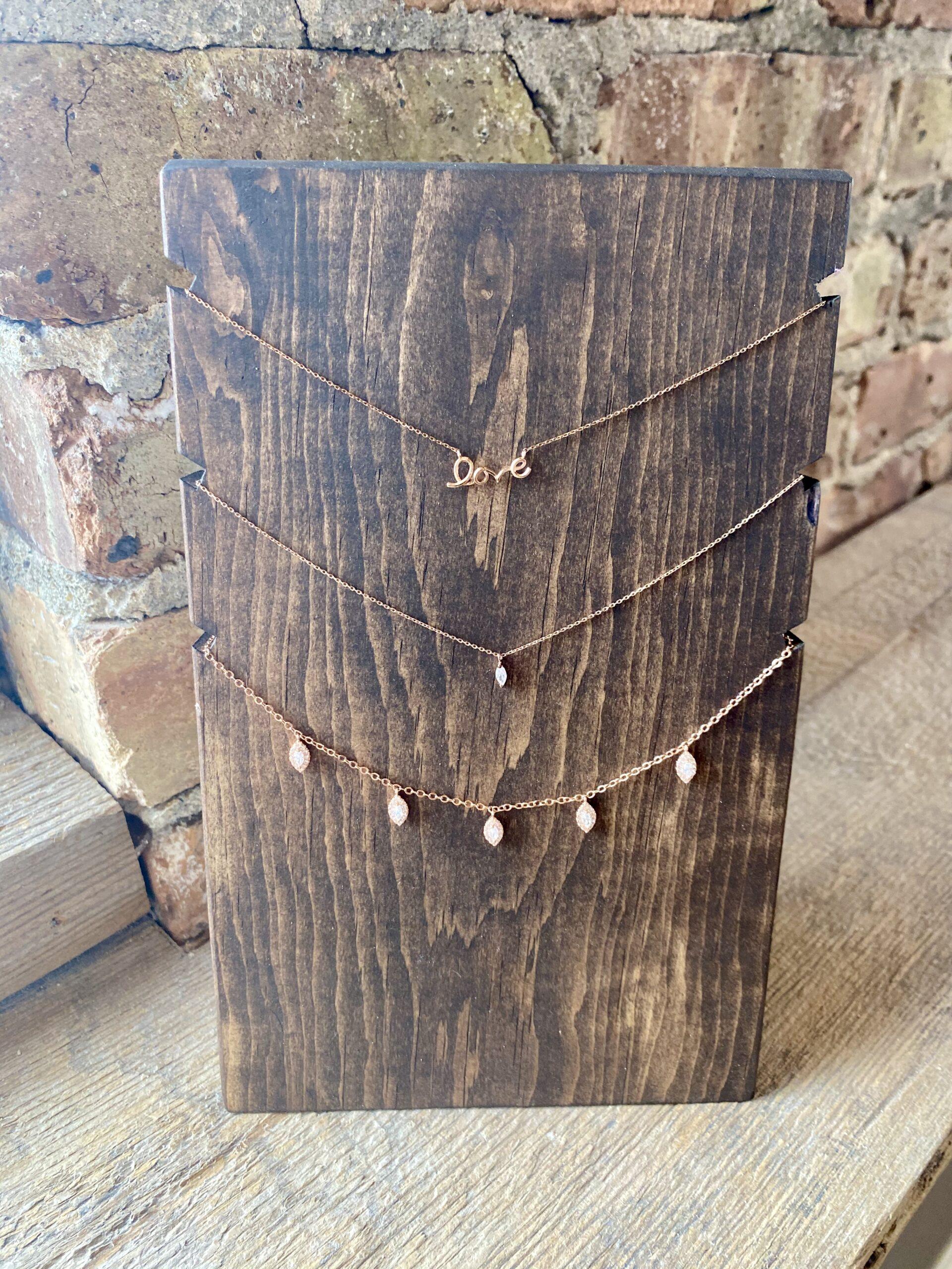 Bon Bon Belle Store | Bridal Accessories Necklace| Burlington, WI