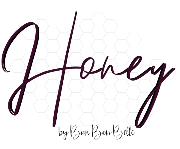 Bon Bon Belle Bridal Store | Honey Logo | Bridal Store Near Me