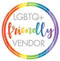LGBTQ Friendly Vendor