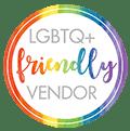 LGBTQ Friendly Vendor