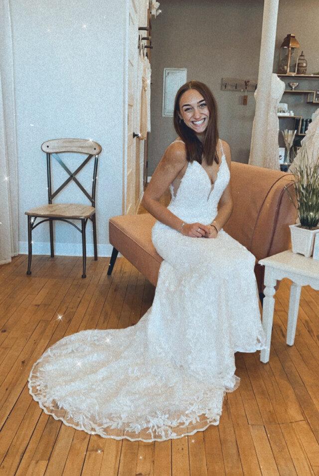 Bon Bon Belle Bridal Store | Bridal Gown | Burlington, WI