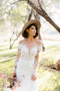 sabrina wedding dresses and color wall