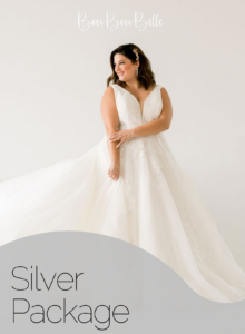 Bridal Care Silver Package - Bon Bon Belle Bridal Boutique