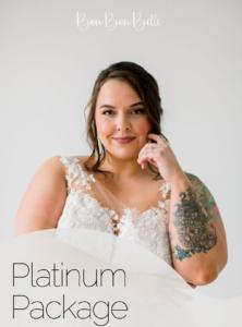 Bridal Care Platinum Package - Bon Bon Belle Bridal Boutique