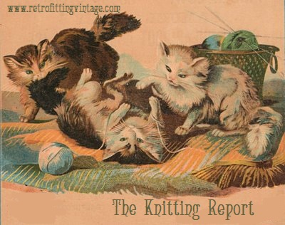 The Knitting Report: January 2019