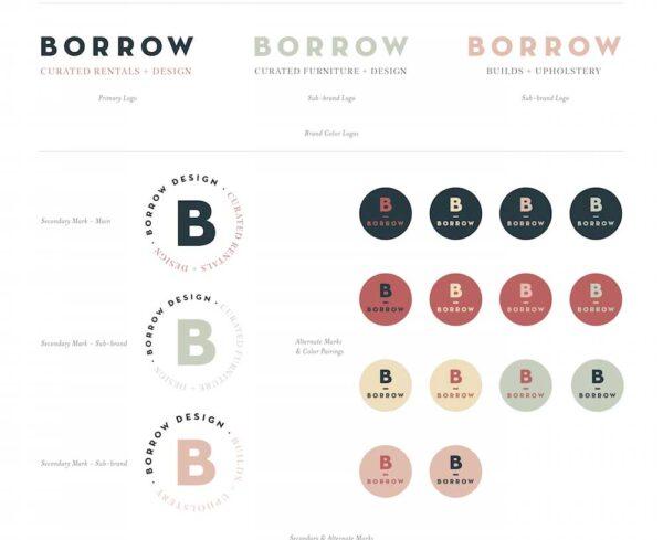 Branding Chartreuse Design