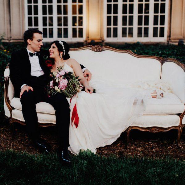 Glidden House Wedding