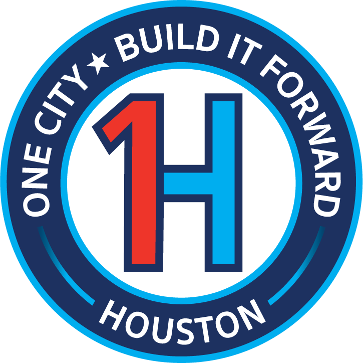 One City Build it Forward Logo